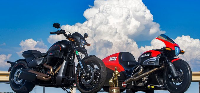 Harley-Davidson FXDR Pro Stock | The Next Step in Pro Stock Motorcycle Drag Racing