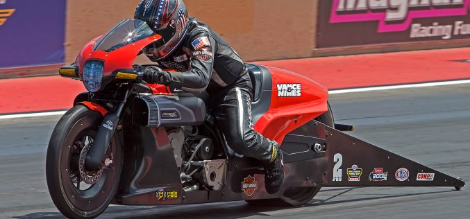 Eddie Krawiec isn't letting criticism of Harley-Davidson FXDR get in his way