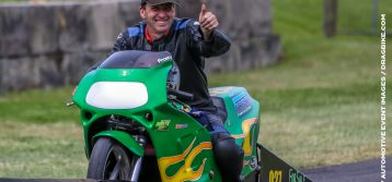 ANDRA: Champion Tony Frost Chasing Back-to-back Victories In Portland