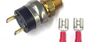 Schnitz Racing: Automatic Air Compressor Switch