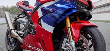 Stotz Racing Impressed by the 2021 CBR1000RR-R FIREBLADE SP