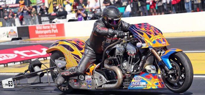 NHRA Arizona Nationals: Top Fuel Harley