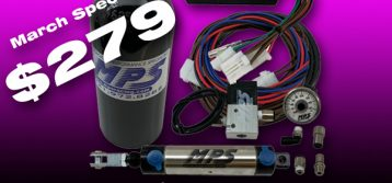 MPS Racing Killer Deal: Sportbike Air Shifter Special
