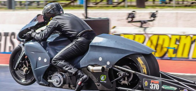 NHRA Pro Stock Motorcycle Rider Marc Ingwersen Teams up with FMT