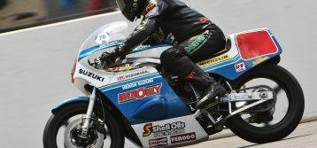 Q&A with Top Fuel Motorcycle Champion Ian King