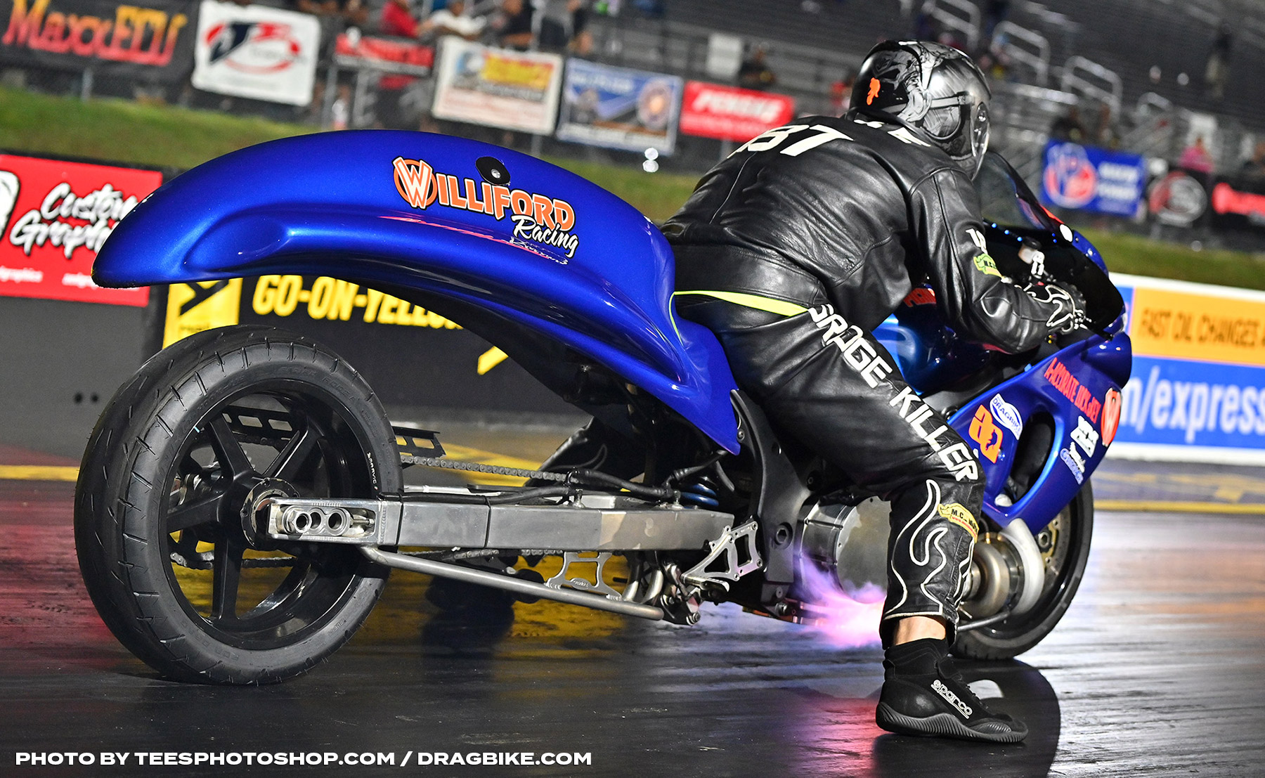 Dave Page - XDA Motorcycle Drag Racers Finally Unleash for Battle