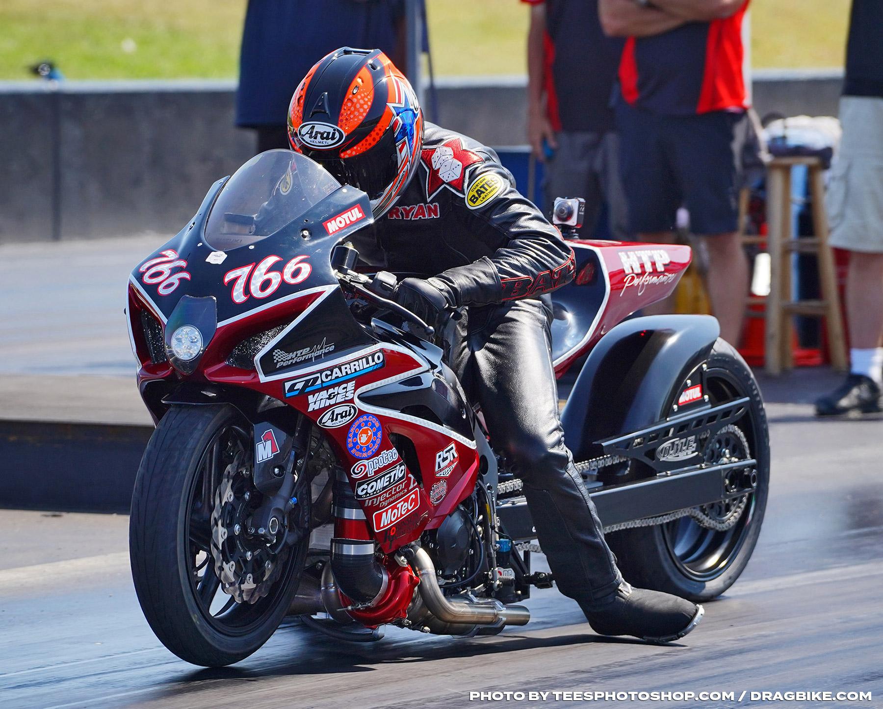 Ryan Schnitz - XDA Motorcycle Drag Racers Finally Unleash for Battle