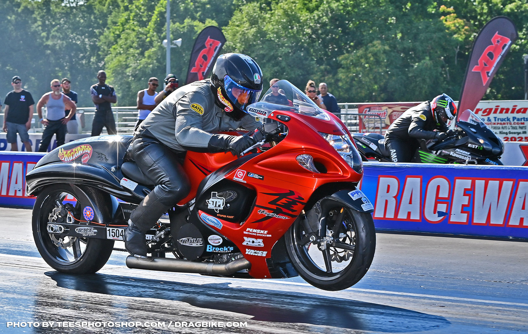 Ralphie Navarro - XDA Motorcycle Drag Racers Finally Unleash for Battle
