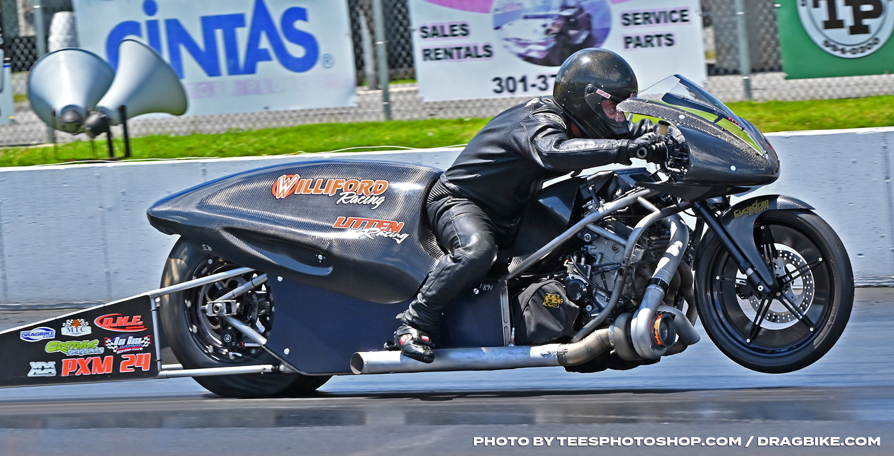 Rodney Williford - XDA Motorcycle Drag Racers Finally Unleash for Battle