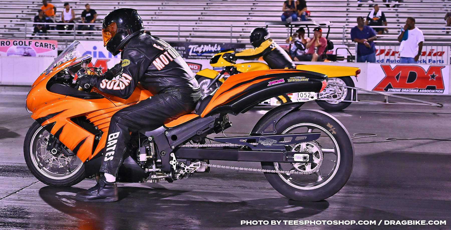 Charles Zepko - XDA Motorcycle Drag Racers Finally Unleash for Battle