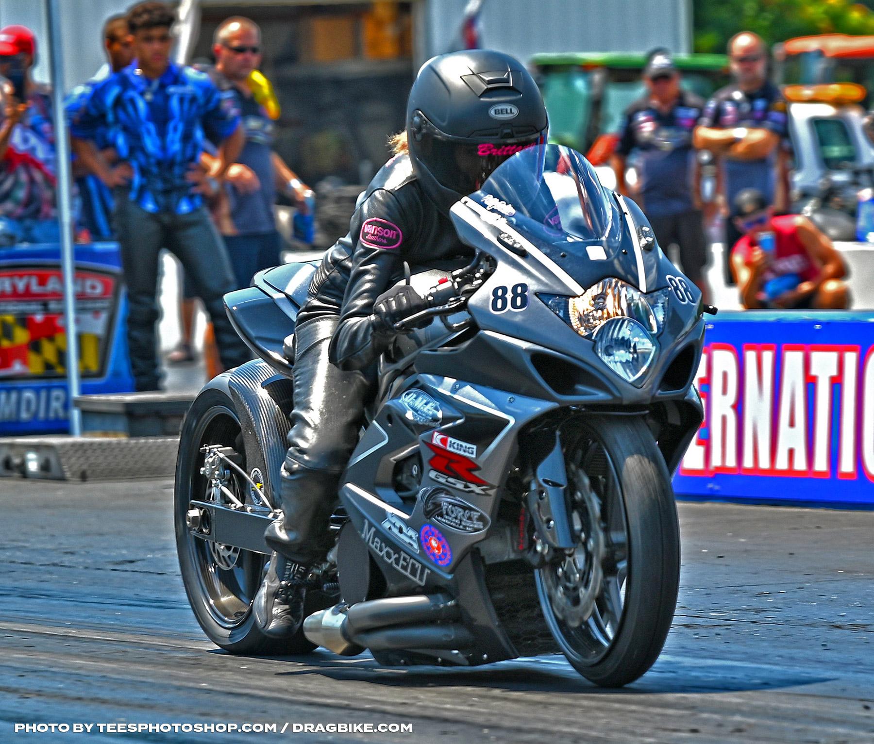 Brittany Bohne - 2020 XDA Bike Fest