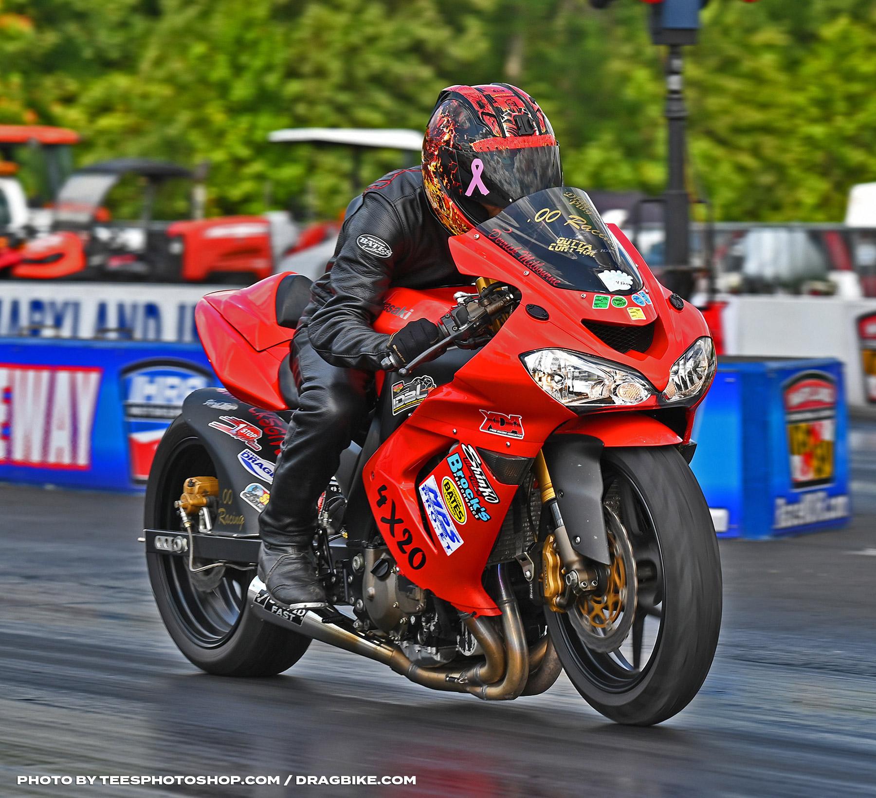 Derrick Milbourne - 2020 XDA Bike Fest