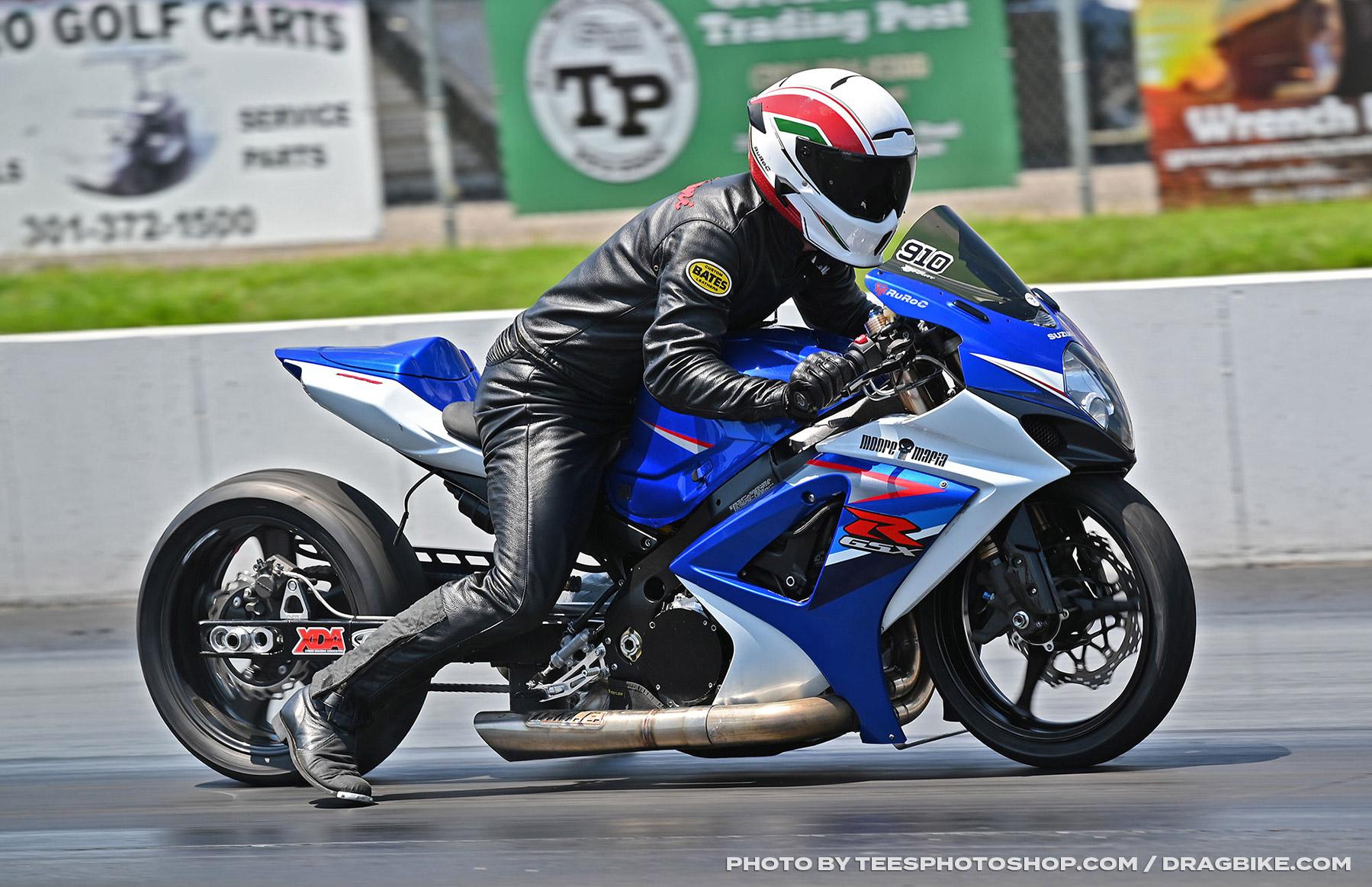 Anthony Weindel - 2020 XDA Motorcycle Drag Racing