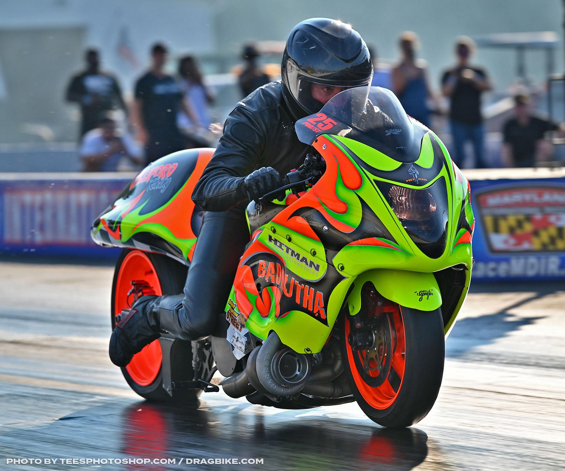 Mark Gargiulo - 2020 XDA Motorcycle Drag Racing