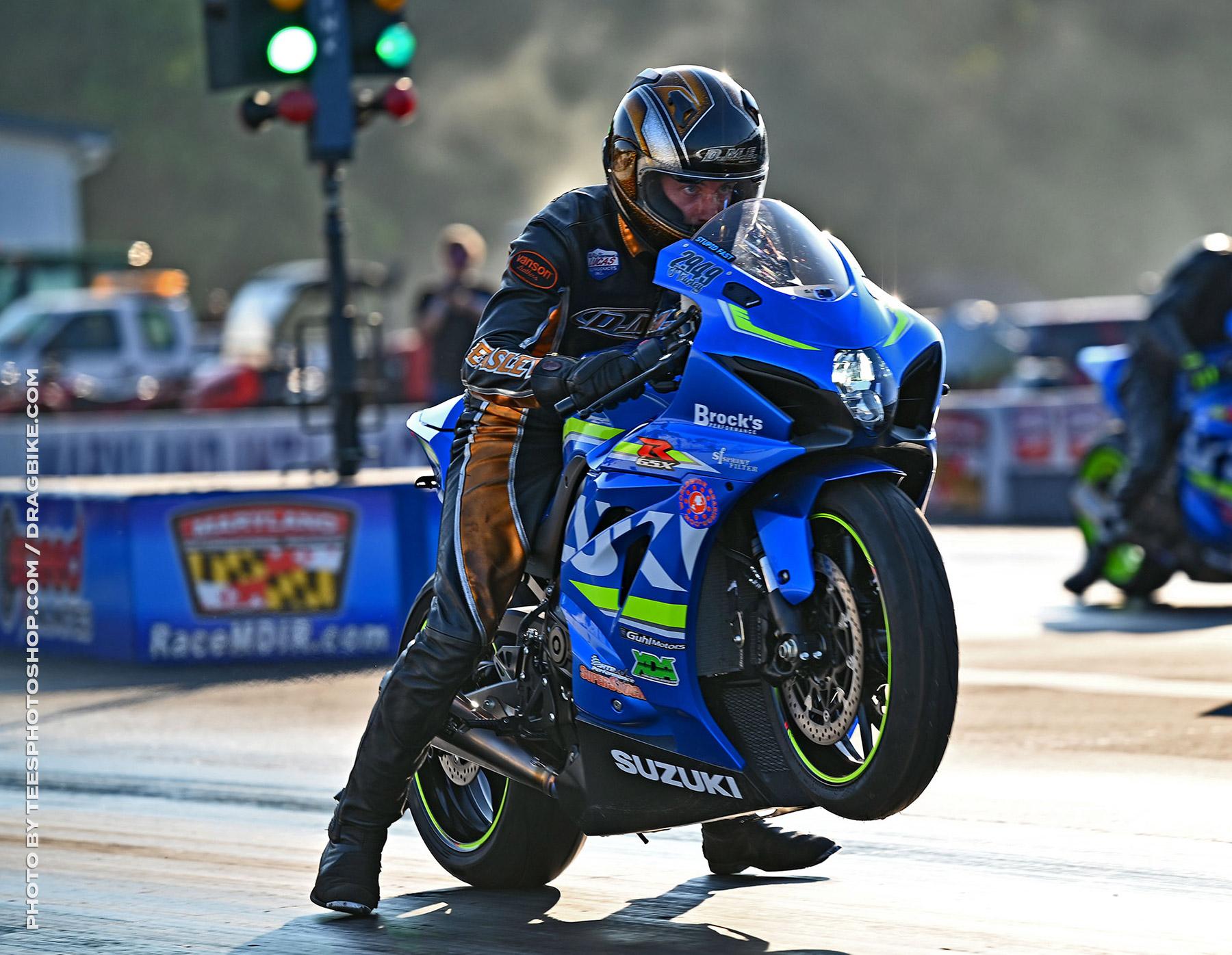 Jeremy Teasley - 2020 XDA Motorcycle Drag Racing