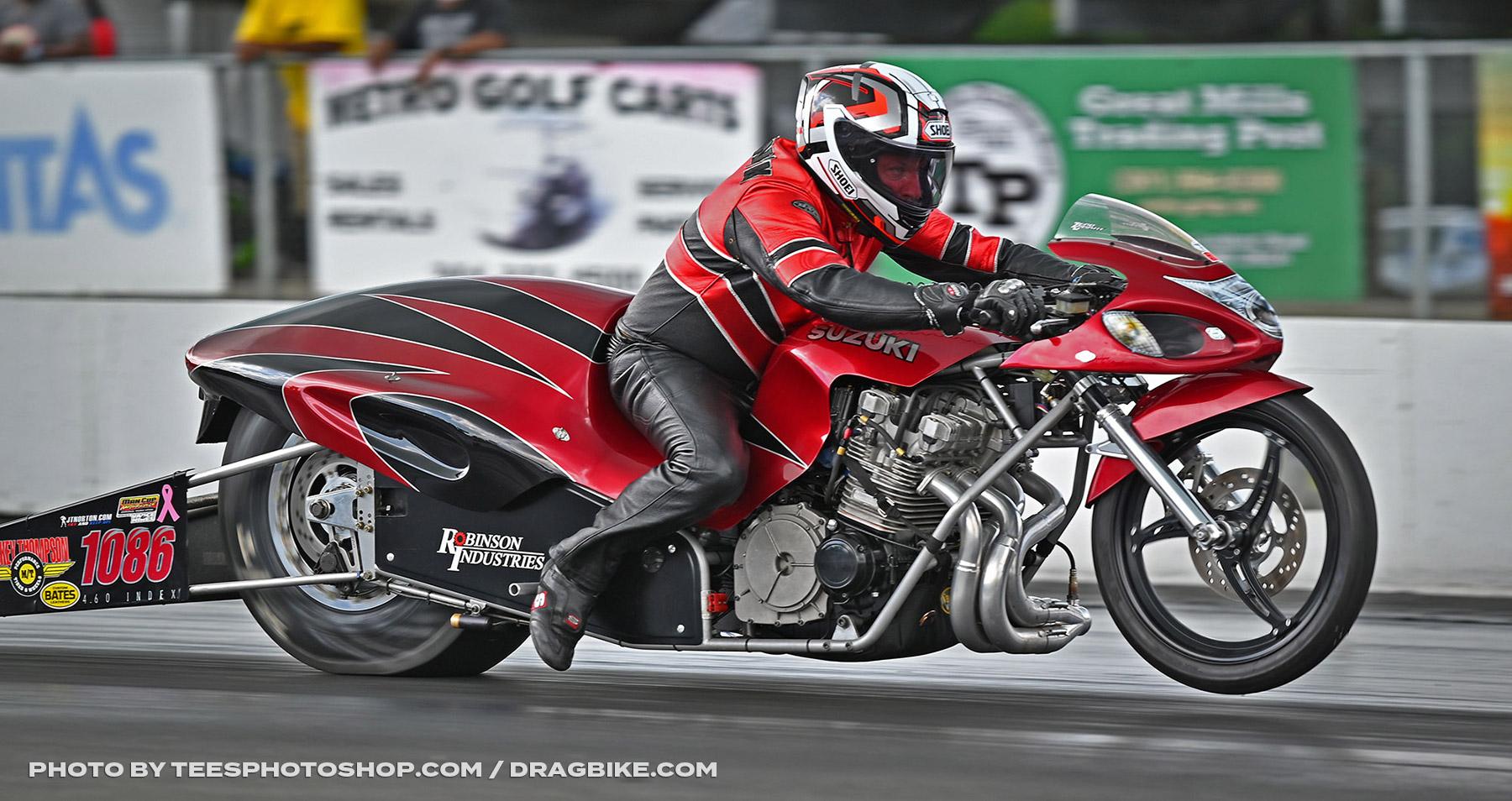Michael Ostrowski - 2020 XDA Motorcycle Drag Racing