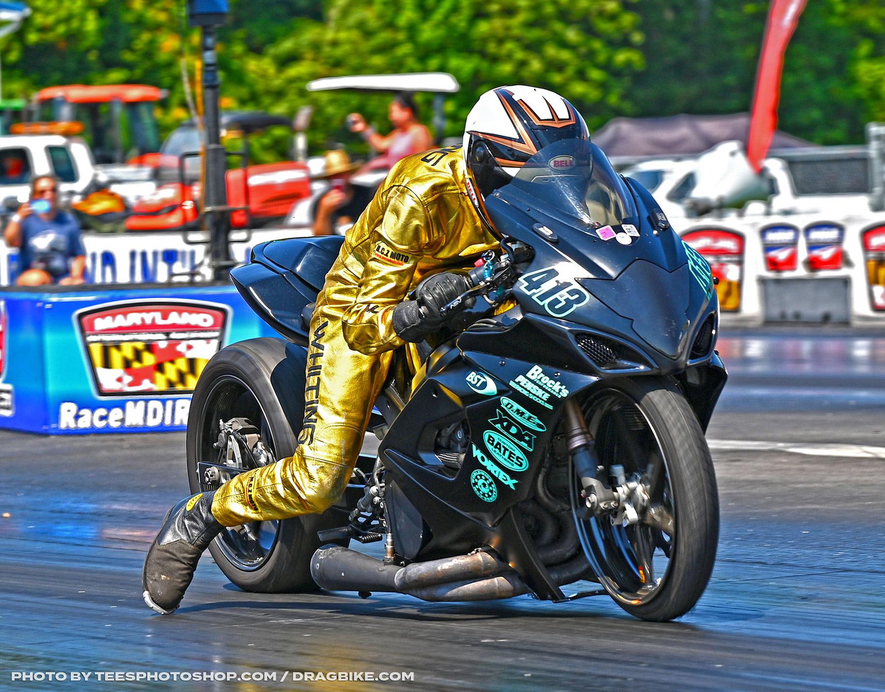 Courtlan Whiting - 2020 XDA Motorcycle Drag Racing