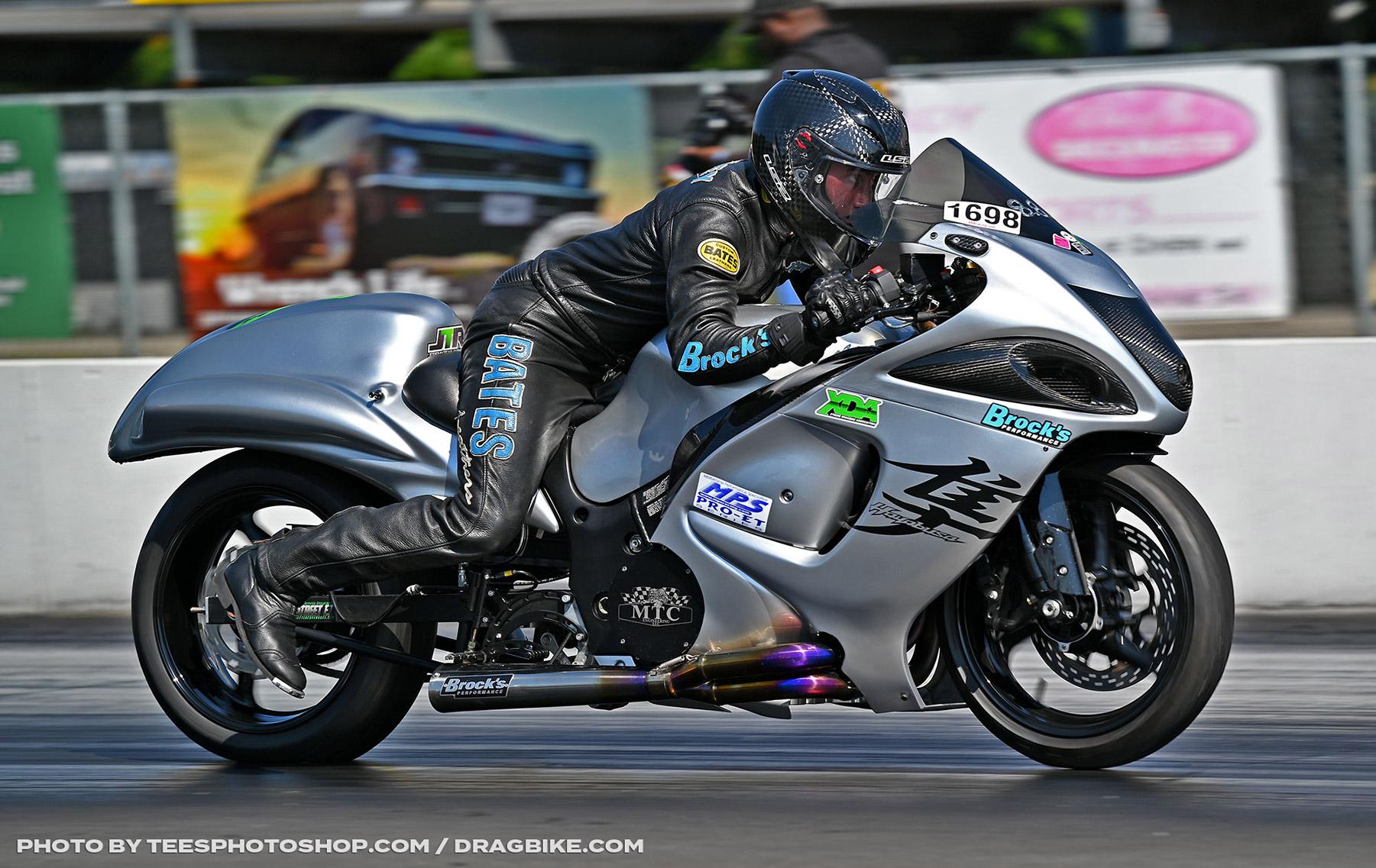 Chanston Moll - 2020 XDA Motorcycle Drag Racing