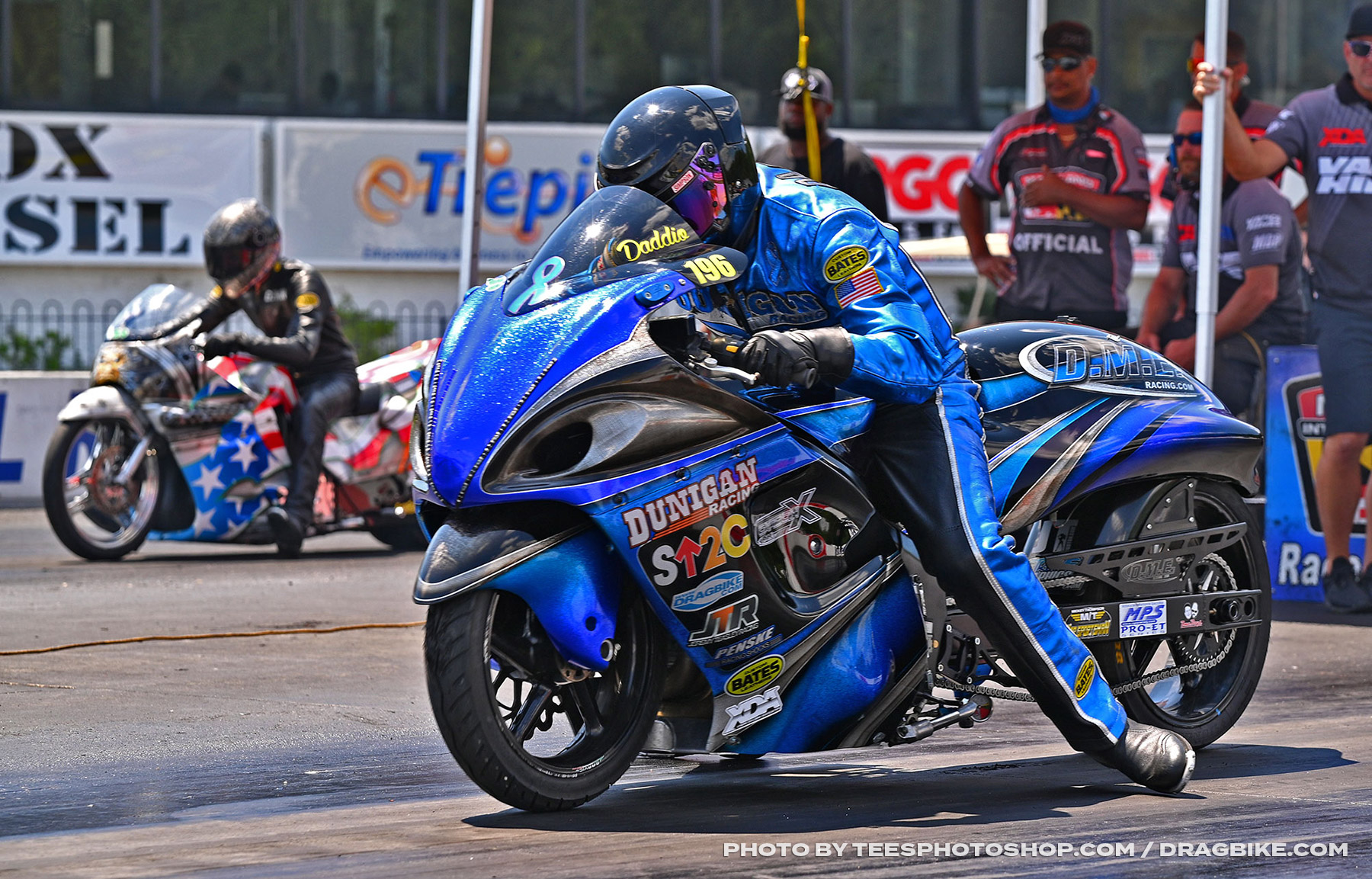 Michael Daddio - 2020 XDA Motorcycle Drag Racing