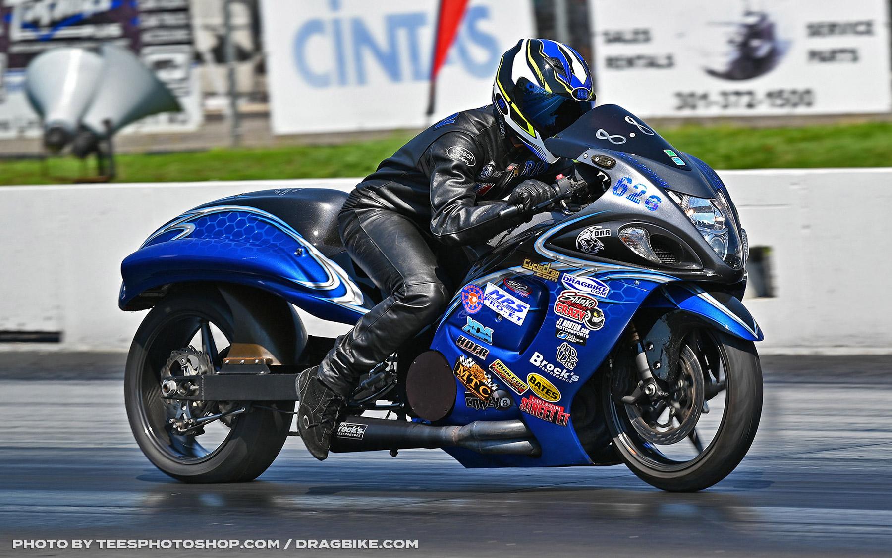 Rico Brown - 2020 XDA Motorcycle Drag Racing