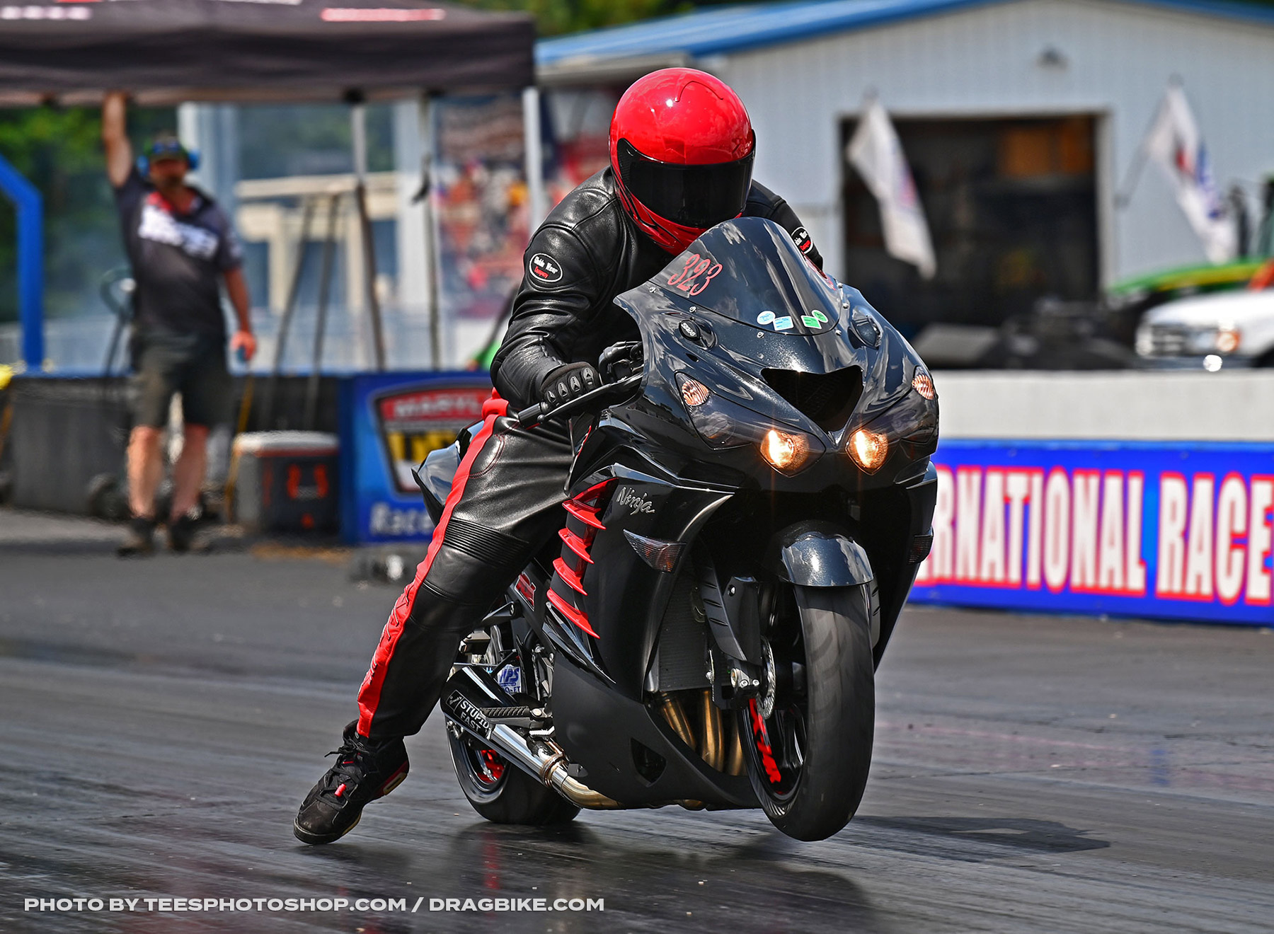 Francis Proctor Jr - 2020 XDA Motorcycle Drag Racing