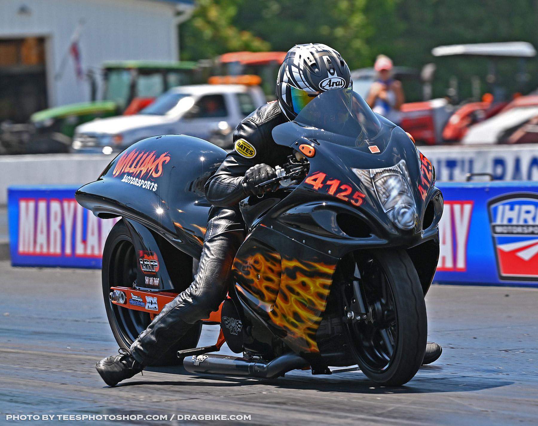Calvin Williams Grudge racing - 2020 XDA Motorcycle Drag Racing