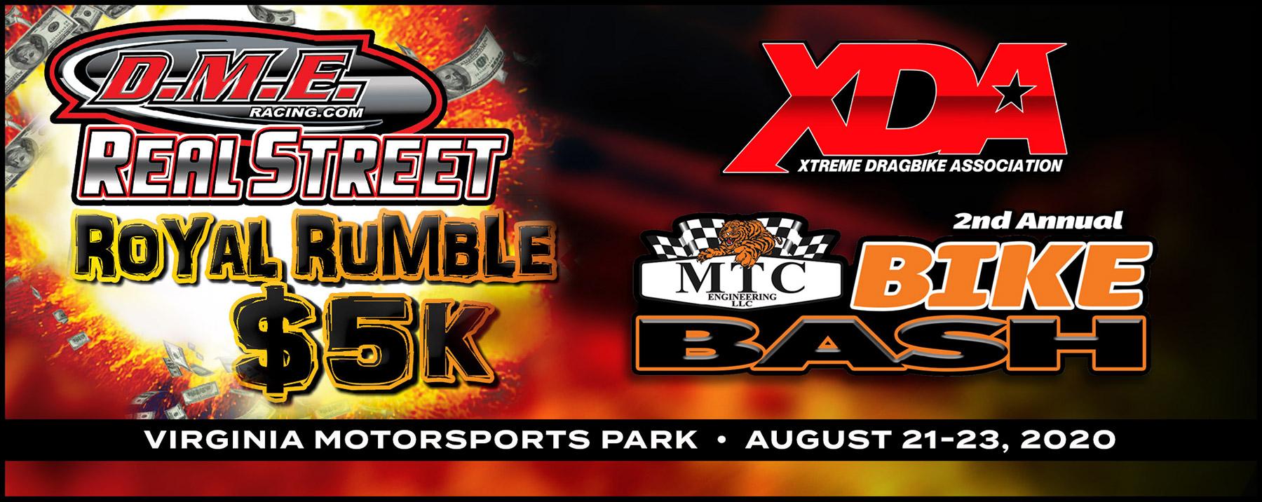 2020 XDA Motorcycle Drag Racing