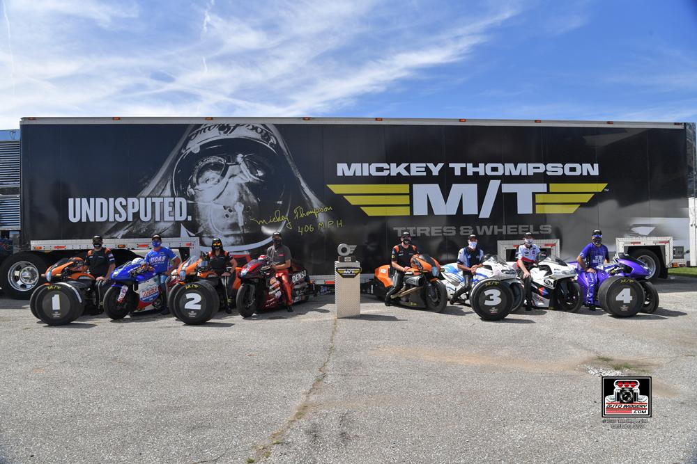 Matt Smith - NHRA Pro Stock Motorcycle Battle