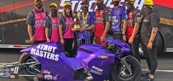 NHRA: U.S. Nationals – Pro Stock Motorcycle
