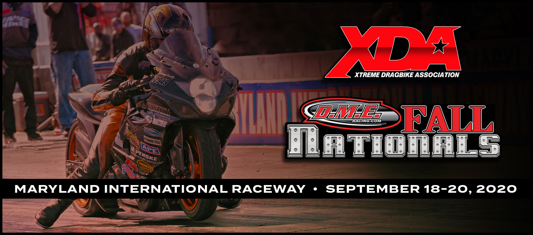 XDA DME Racing Fall Nationals