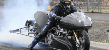 Damian Martini: Top Fuel Motorcycle debut in Australia's 2020 Season