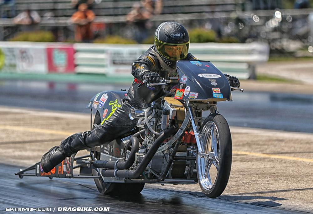 Preston Bartlett - AHDRA Cordova International Raceway