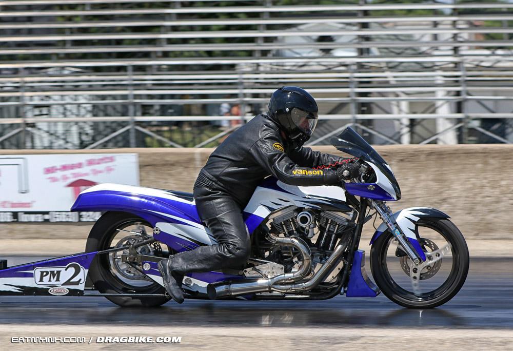 Boone - AHDRA Cordova International Raceway