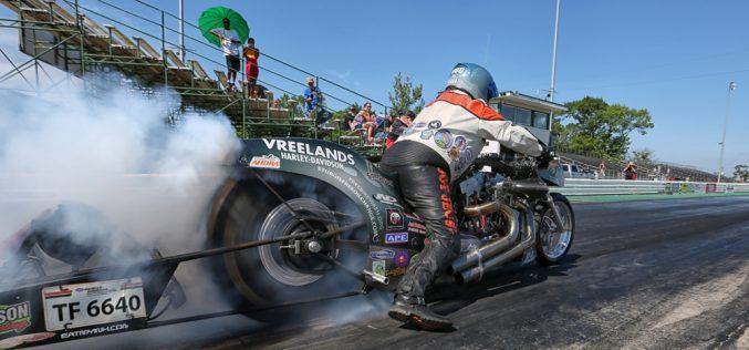 AHDRA Fires Off First Race of New Era