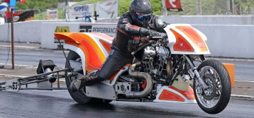 Turner Wins Ahdra Nitro Spring Nationals Top Fuel Title