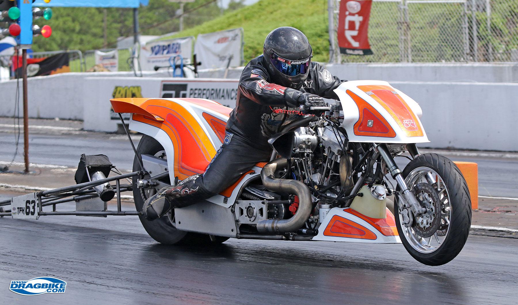 Jay Turner - 2020 AHDRA Rockingham