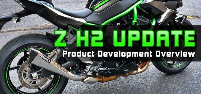 Brock's Performance: Kawasaki Z H2 Supercharged Product Development