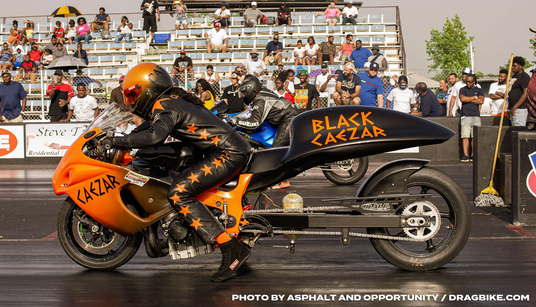 Black Caezar - 2020 Grudge Race Nationals at Darlington Dragway