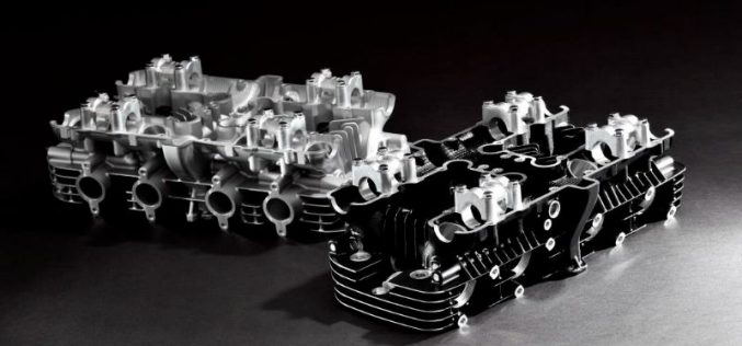 Kawasaki To Reproduce Cylinder Heads for 1970s Z1 Motorcycles