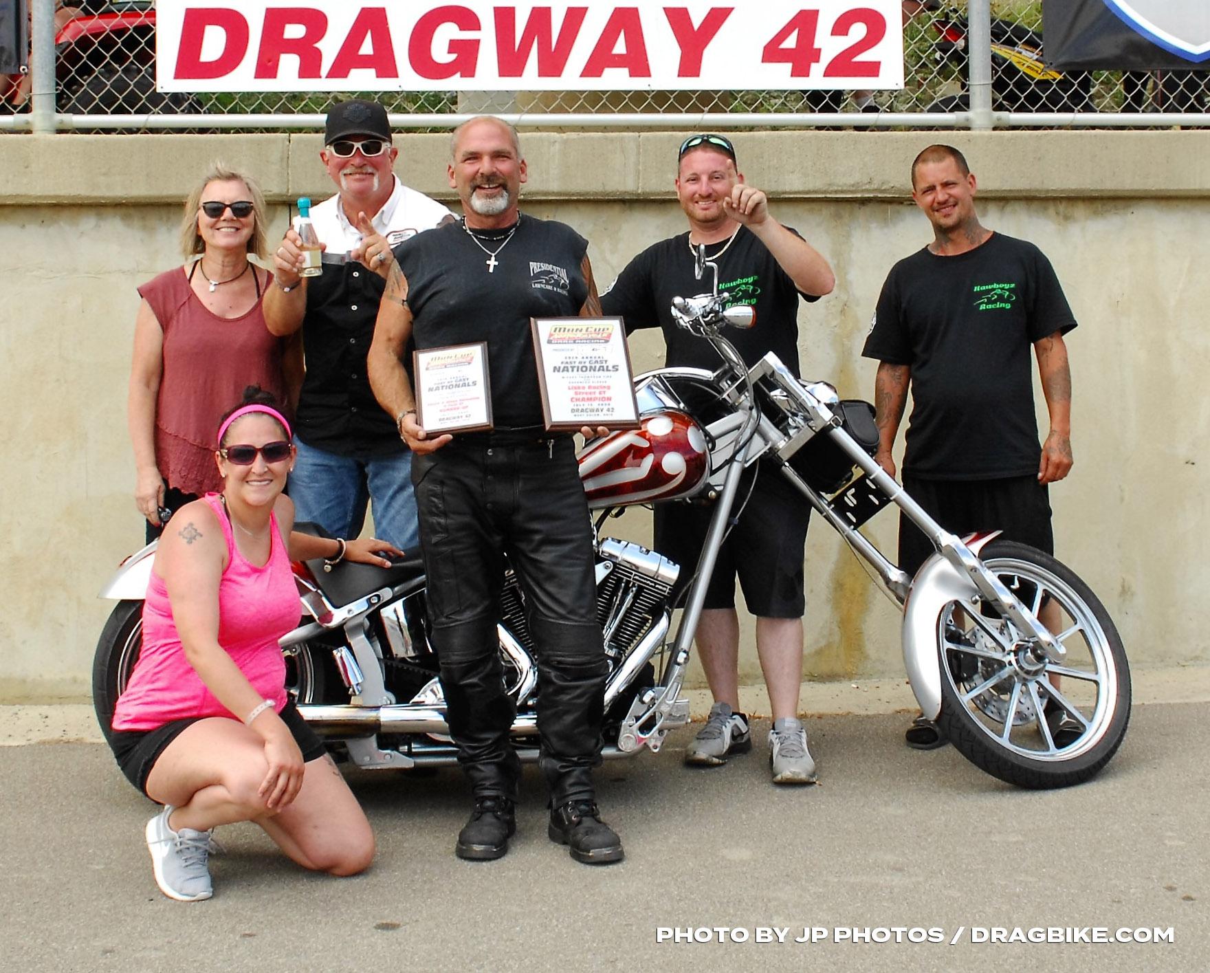 Ken Koby - 2020 Man Cup Dragway 42