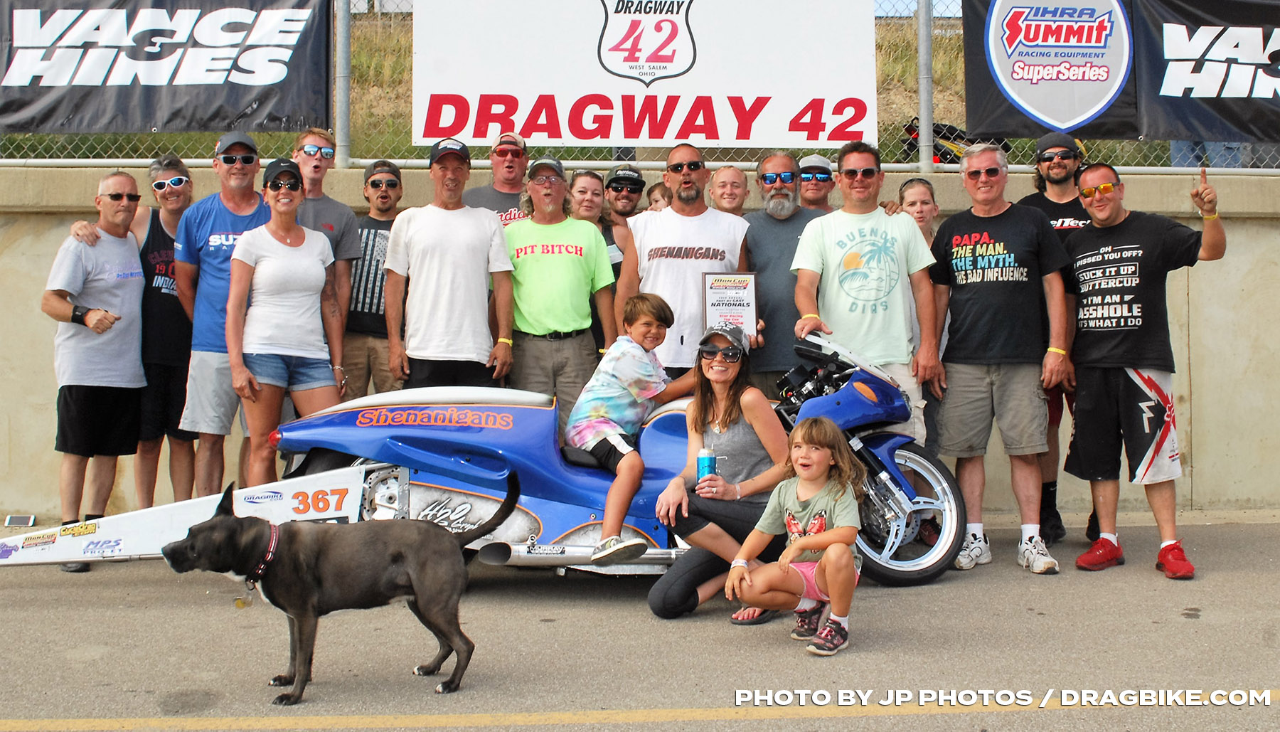 Craig Adams - 2020 Man Cup Dragway 42