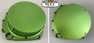MTC Engineering | Custom Quick Access Clutch Covers in Custom Colors