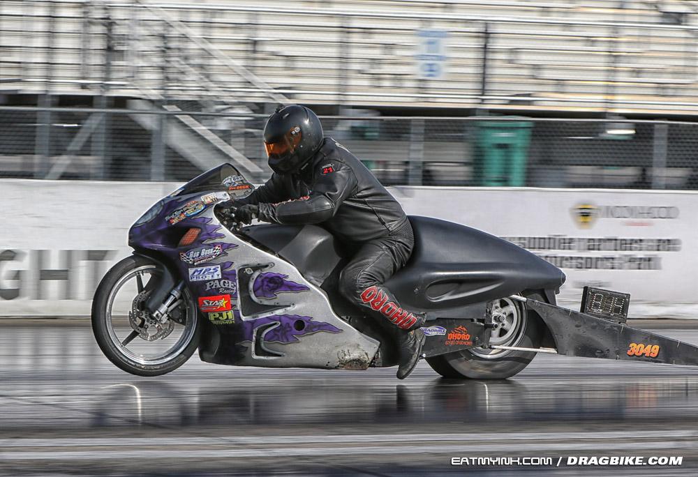 NHDRO Drag Racing - Joe Deck by Tim Hailey EatMyInk
