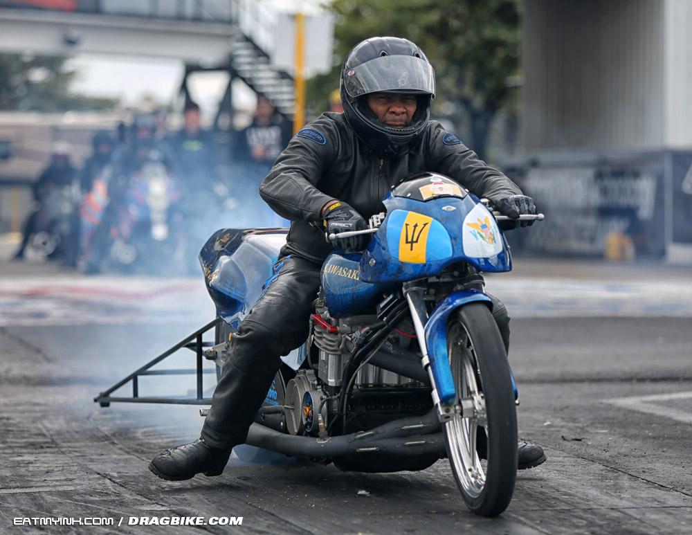 NHDRO Drag Racing - Joe Rodney by Tim Hailey EatMyInk