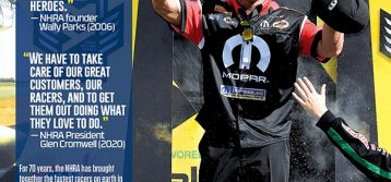 NHRA: National Dragster Magazine Issue 9 Now FREE Online