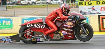 NHRA: Gatornationals – Pro Stock Motorcycle