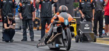 NHRA: Mopar Express Lane SpringNationals – Pro Stock Motorcycle