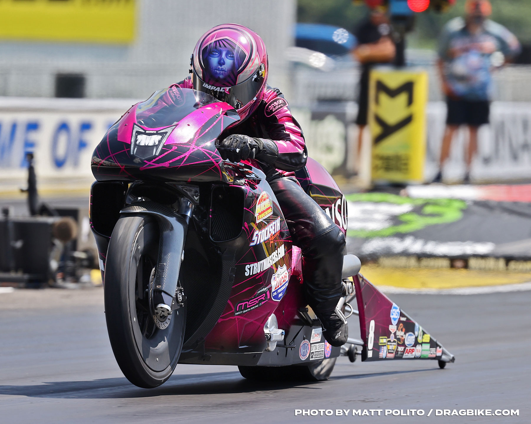 Angie Smith - 2020 NHRA Pro Stock Motorcycle