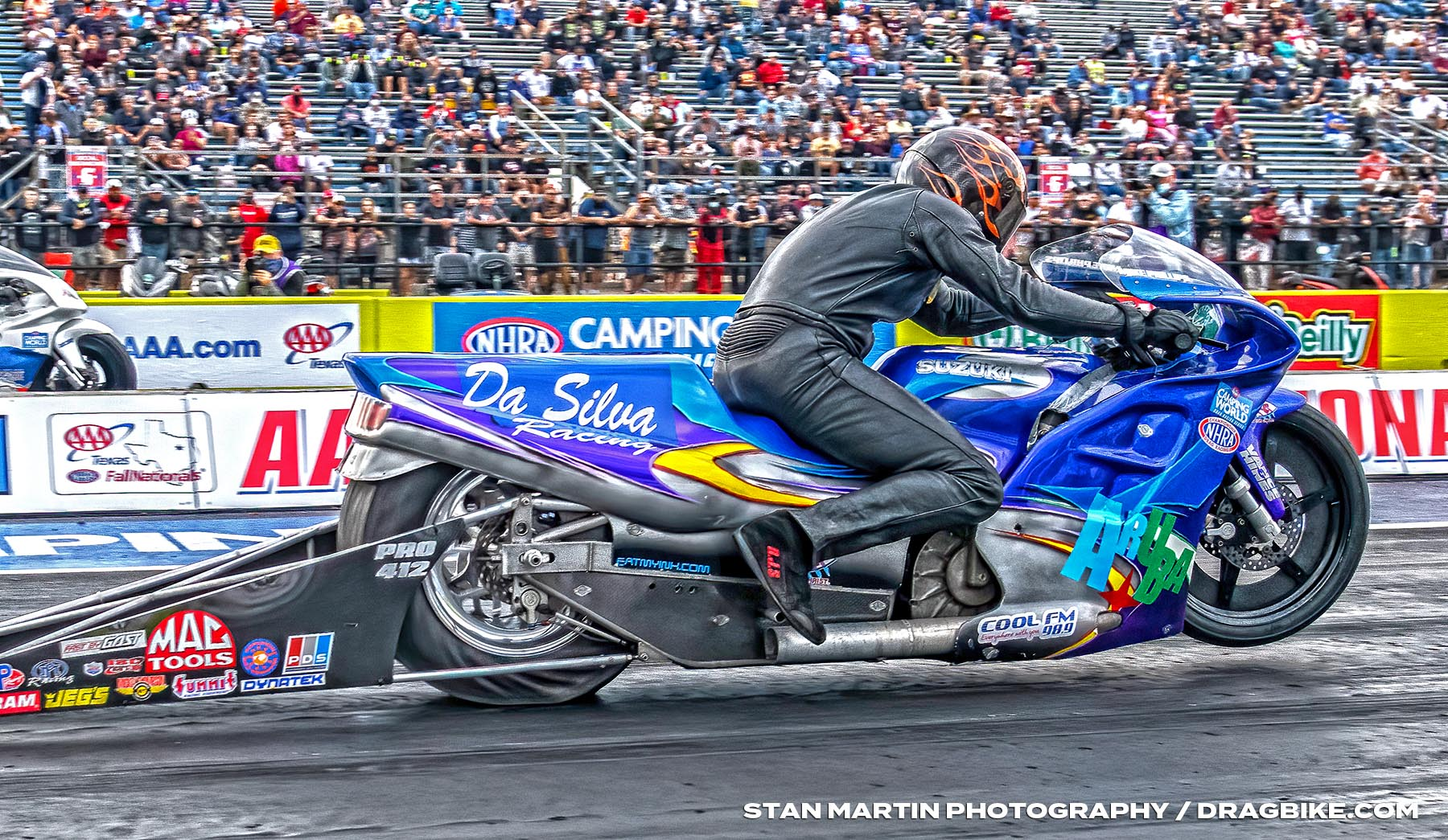 Michael Phillips - NHRA Pro Stock Motorcycle