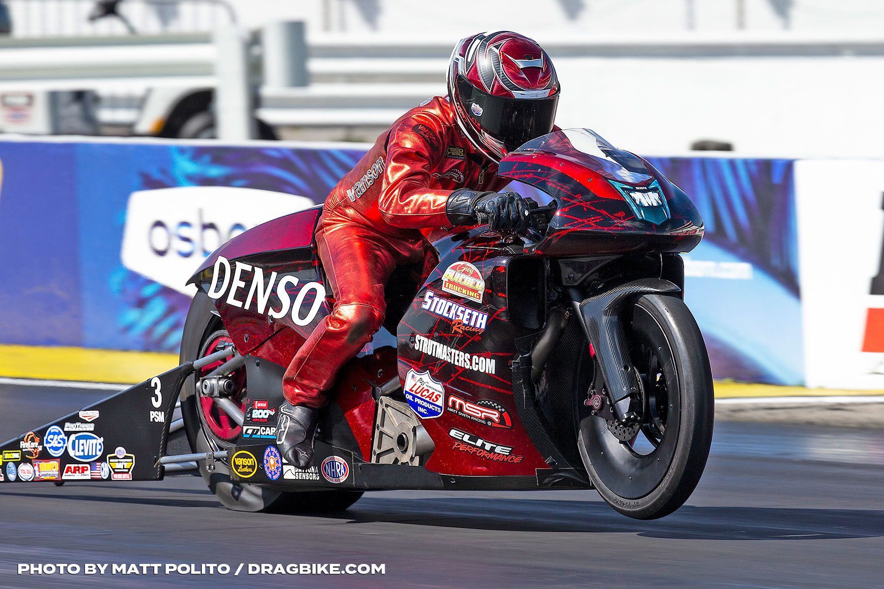 Matt Smith - 2020 NHRA Pro Stock Motorcycle